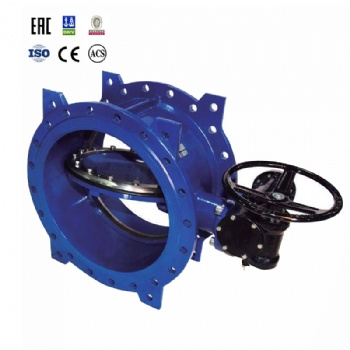Eccentric Flanged Type Butterfly Valve